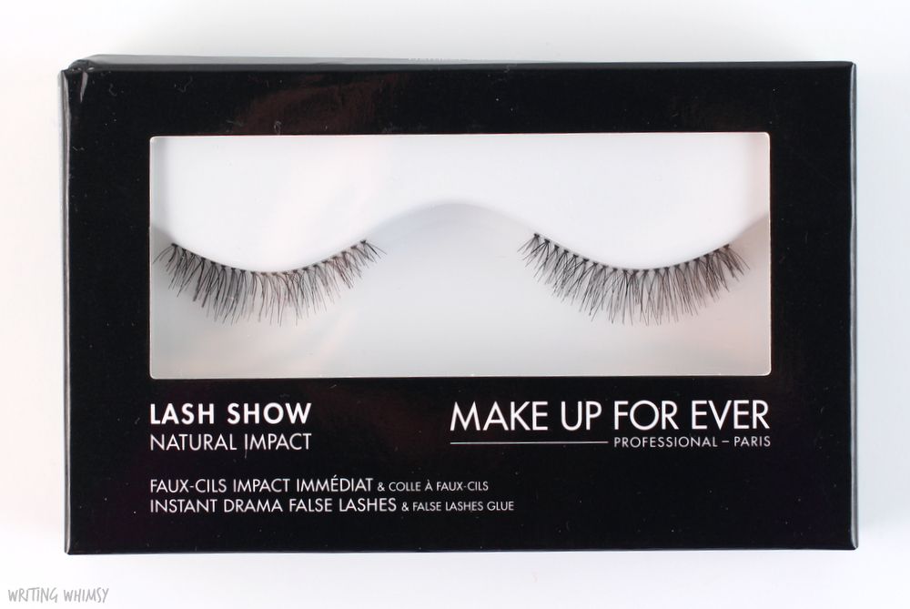 Make Up For Ever Lash Show Collection in N-204 5