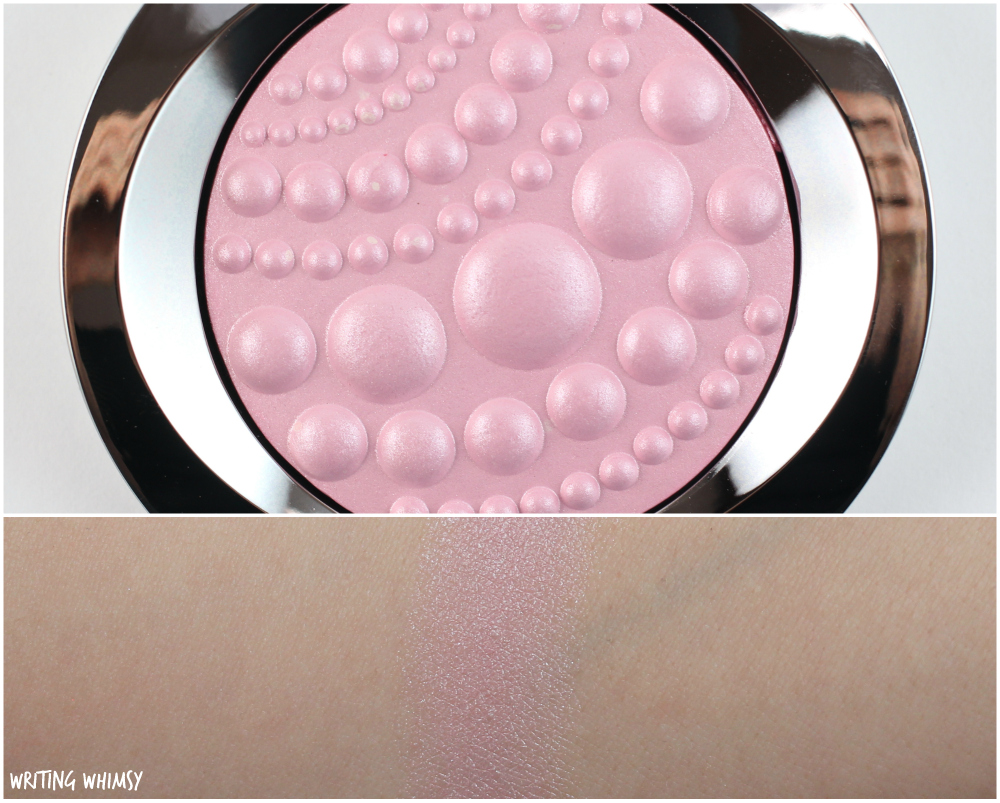 Mary Kay Sheer Dimensions Powder in Pearls Opalescent Swatches
