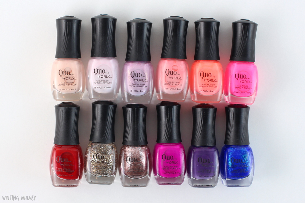 Quo by Orly Perfectly Painter 12-Piece Mini Nail Lacquer Set 2