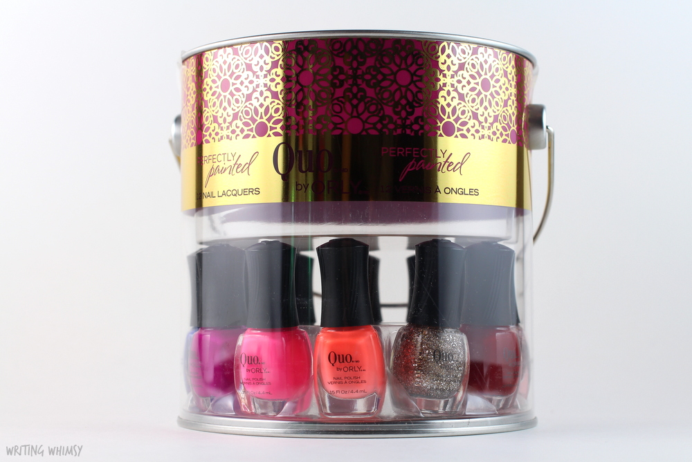 Quo by Orly Perfectly Painter 12-Piece Mini Nail Lacquer Set