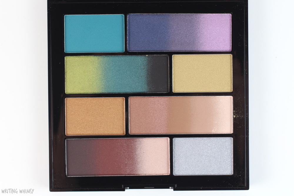 Sephora Ombre Obsession Eye Shadow Palette Swatches 2