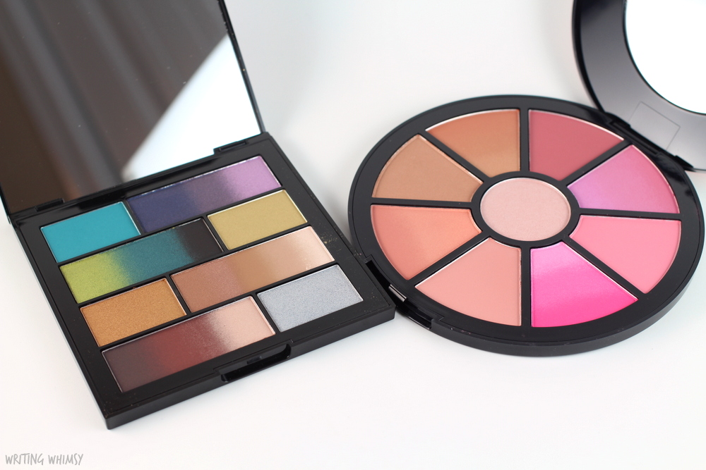 Sephora Ombre Obsession Face Palette Swatches 6