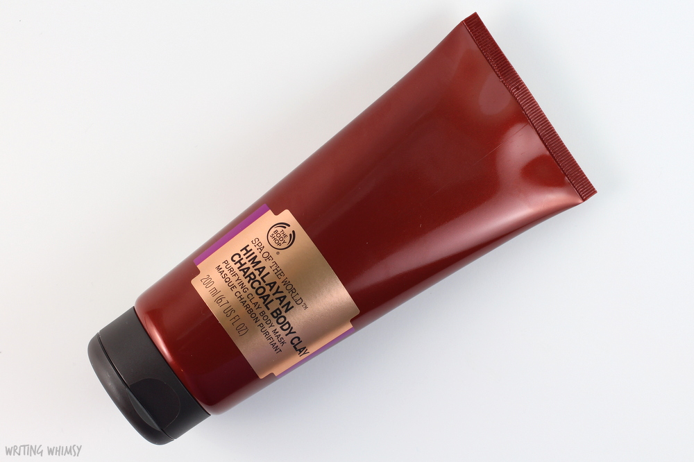 The Body Shop Himalayan Charcoal Body Clay 2