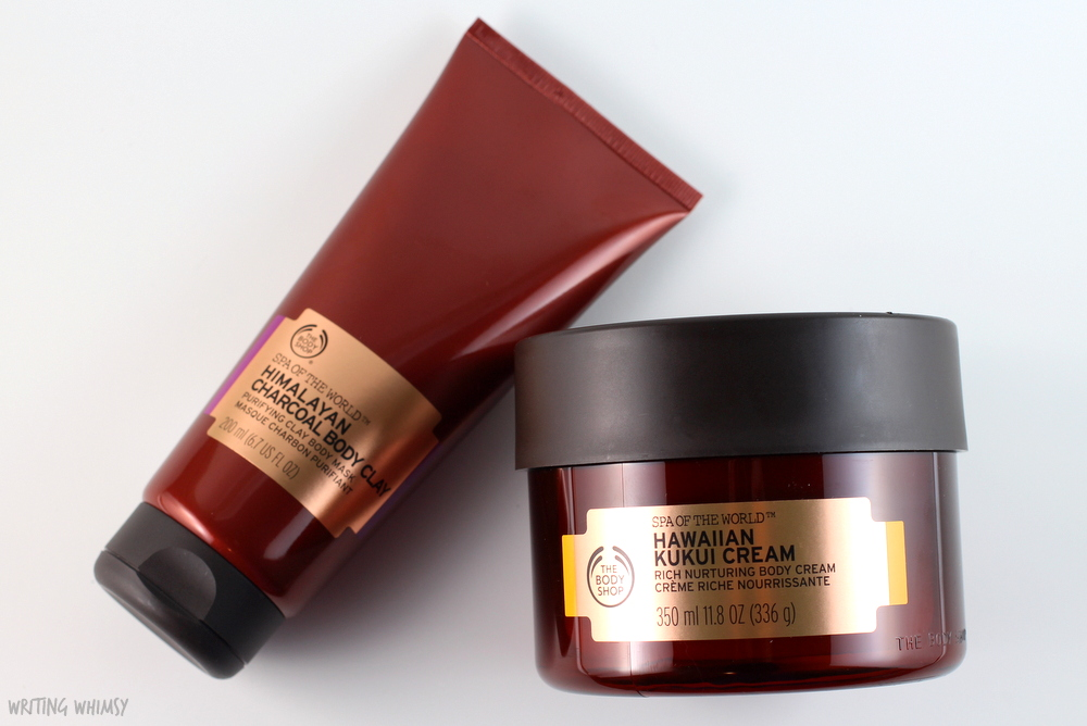 The Body Shop Himalayan Charcoal Body Clay