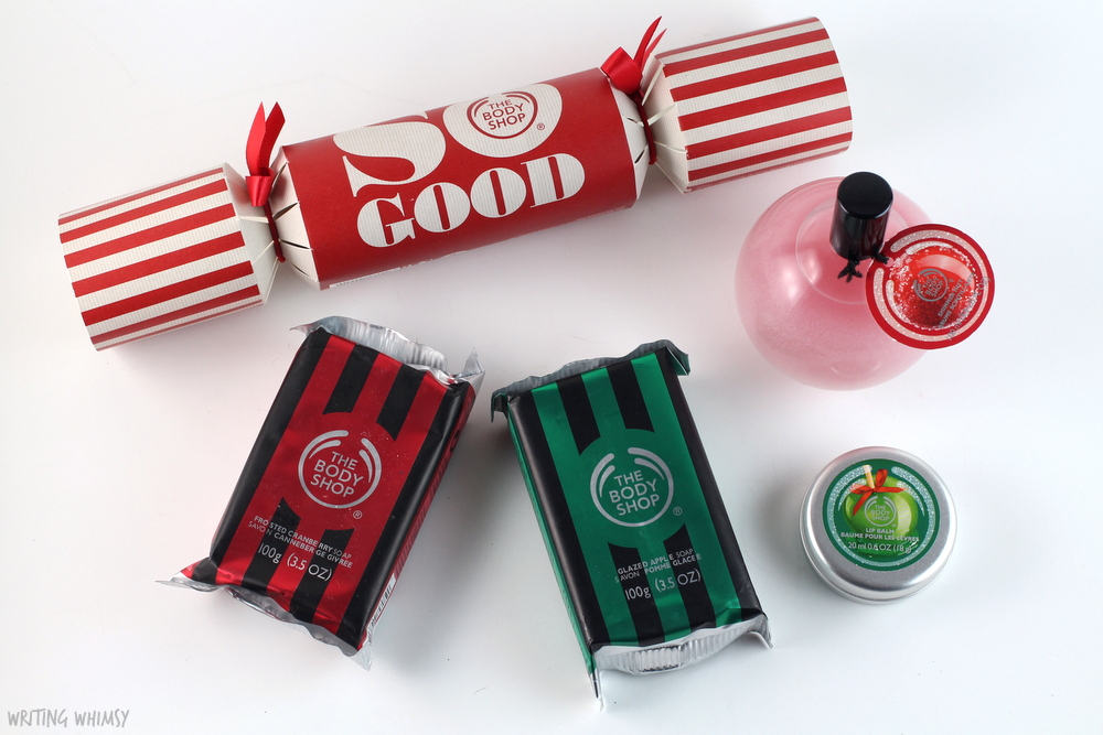 The Body Shop Holiday Gift Guide Stocking Stuffers