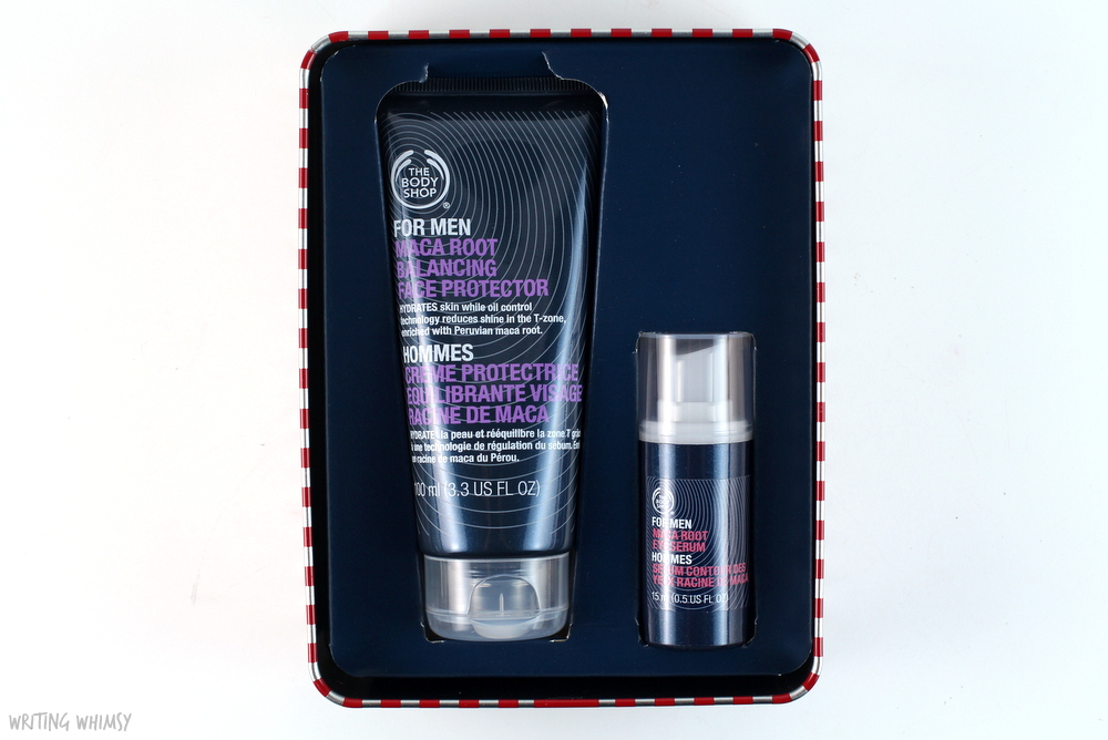 The Body Shop Modern Gent's Post Party Rescue Kit 2