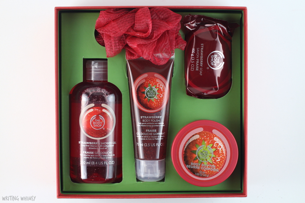 The Body Shop Holiday Gift Guide 2015 Writing Whimsy