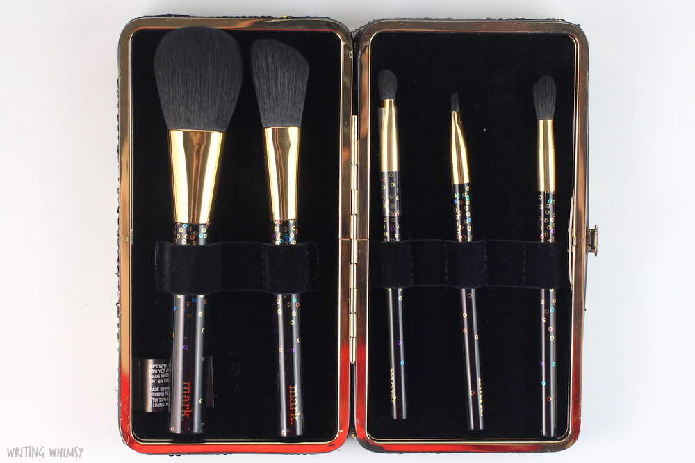 mark. Clutch Situation 5-Piece Pro Brush Set 3