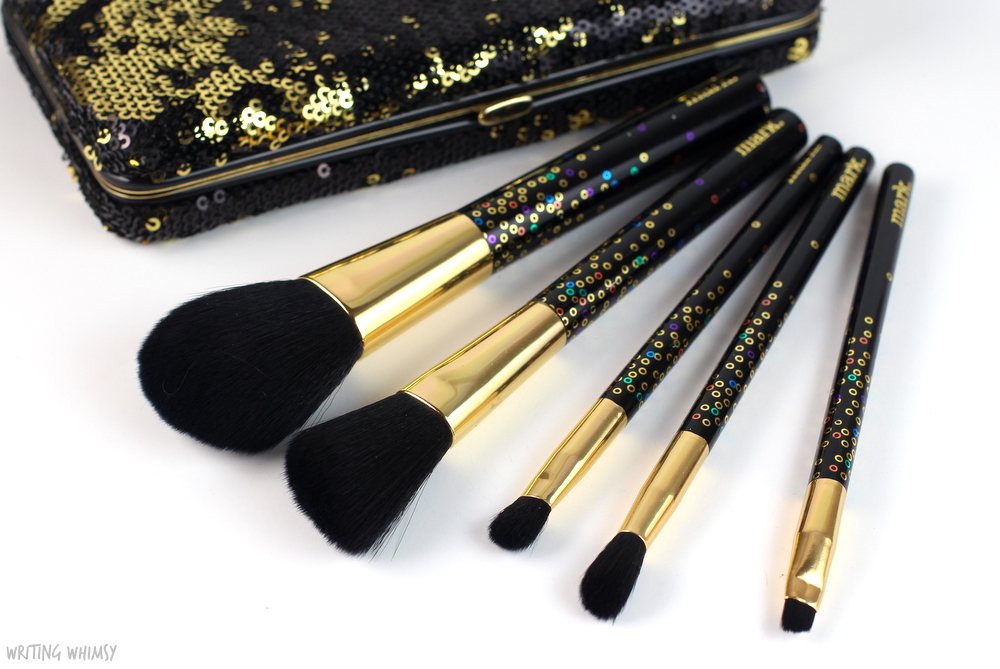 mark. Clutch Situation 5-Piece Pro Brush Set