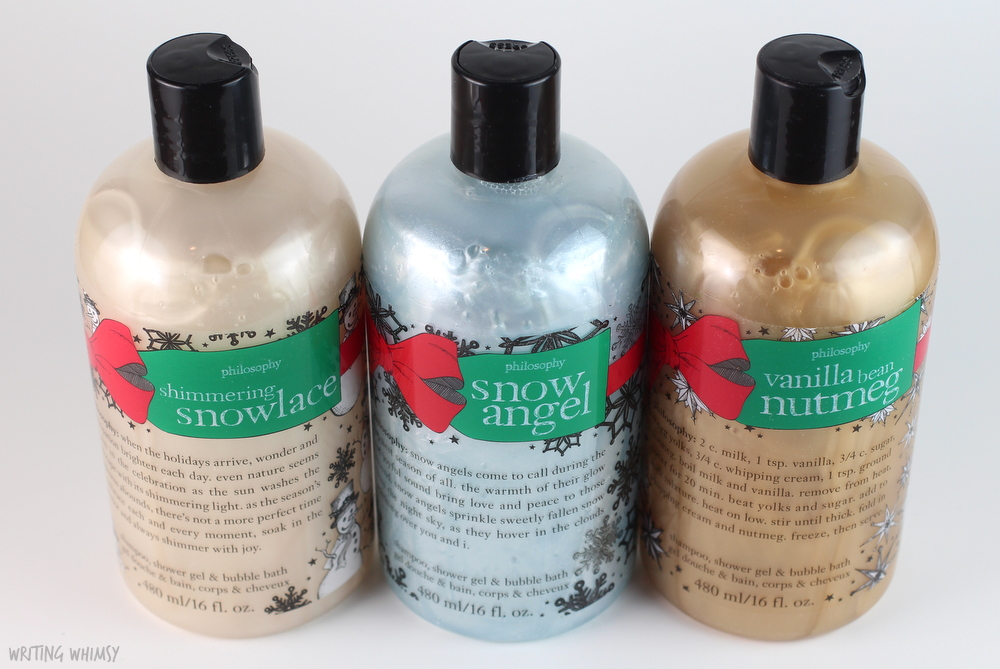 philosophy Snow Angel Shampoo, Shower Gel & Bubble Bath 2