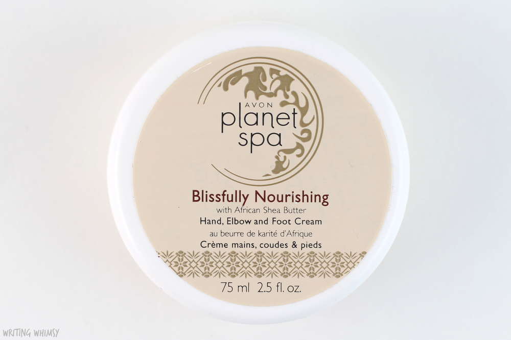 Avon Planet Spa Blissfully Nourishing With African Shea Butter Body Butter 2