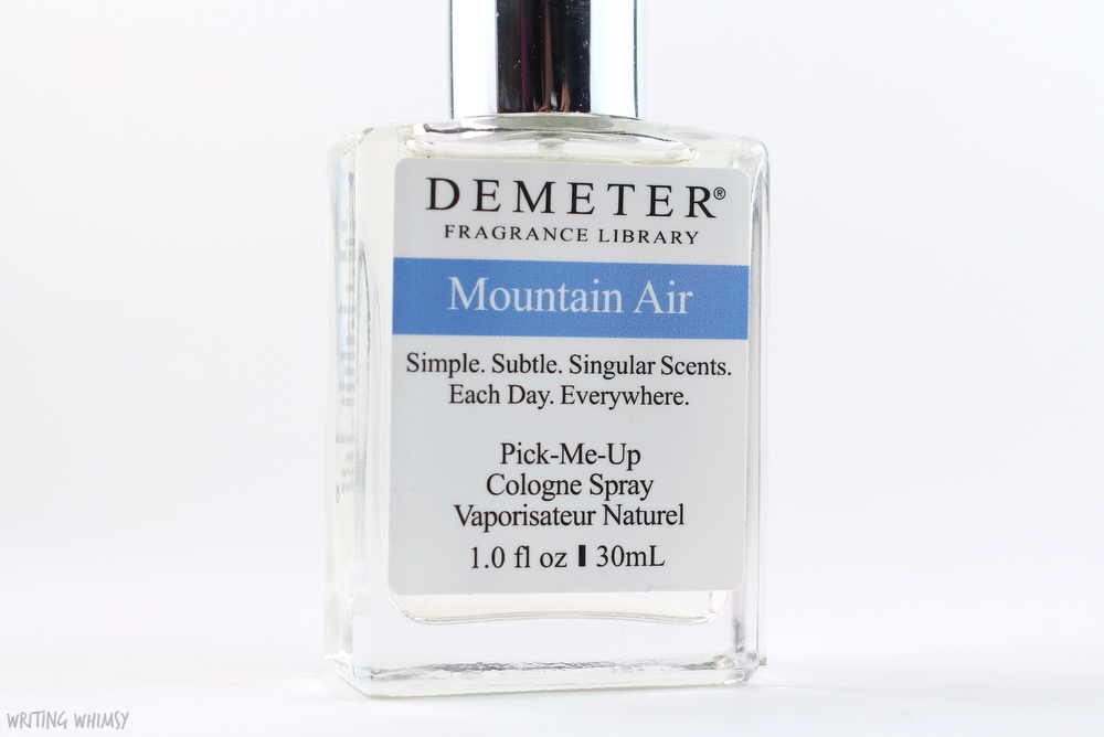 Demeter Fragrance Mountain Air 2