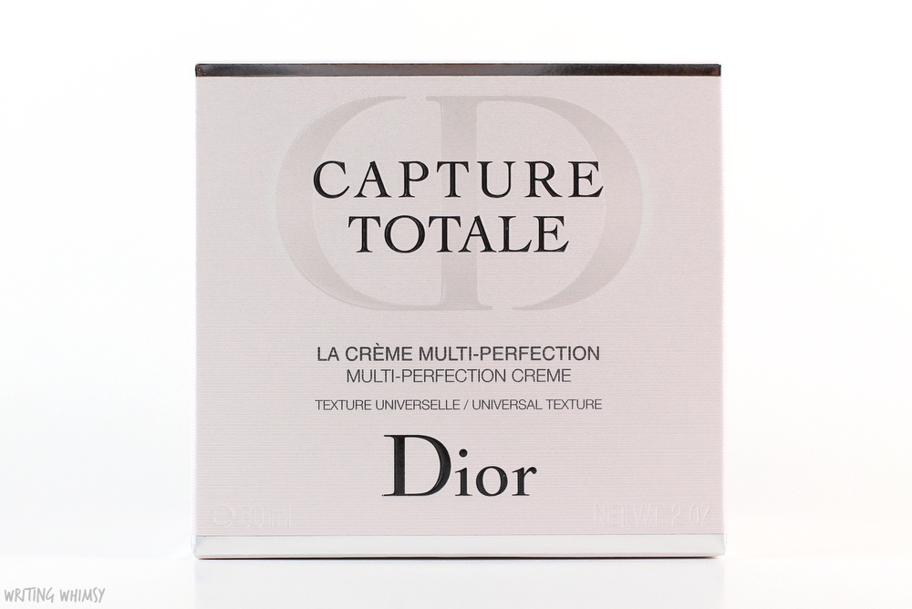 capture totale dior multi perfection concentrate