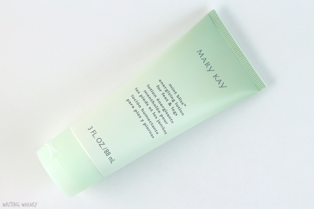 Mary Kay Mint Bliss Energizing Lotion for Feet & Legs 2