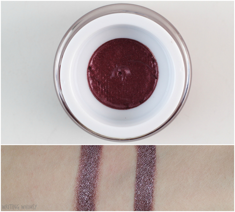 Pur Minerals Eye Polish in Velvet Swatches and Review 3