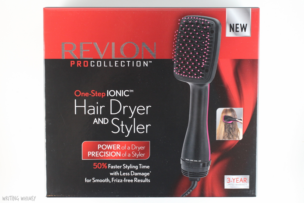 Revlon Pro Collection One-Step Ionic Hair Dryer and Styler 2