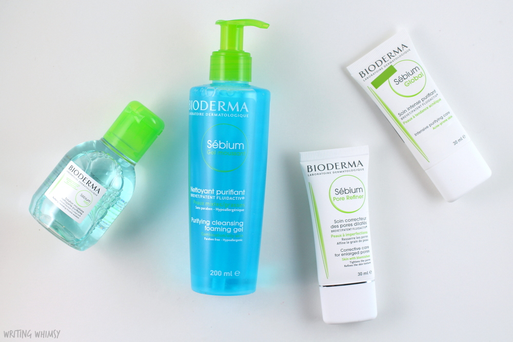 Bioderma Sebium H20, Foaming Gel, Global & Pore Refiner 2