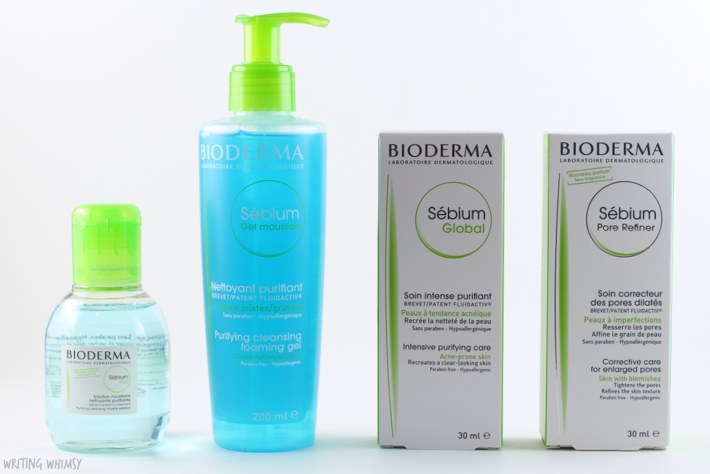 Bioderma Sebium H20, Foaming Gel, Global & Pore Refiner 3
