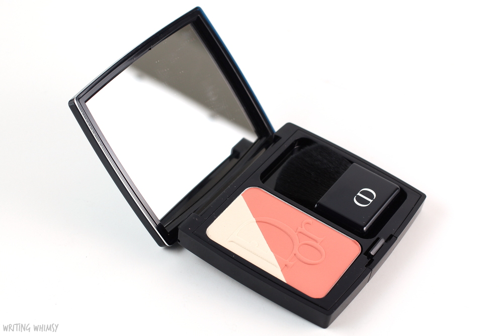 Dior Diorblush Sculpt in Coral Shape Swatches + Review 3