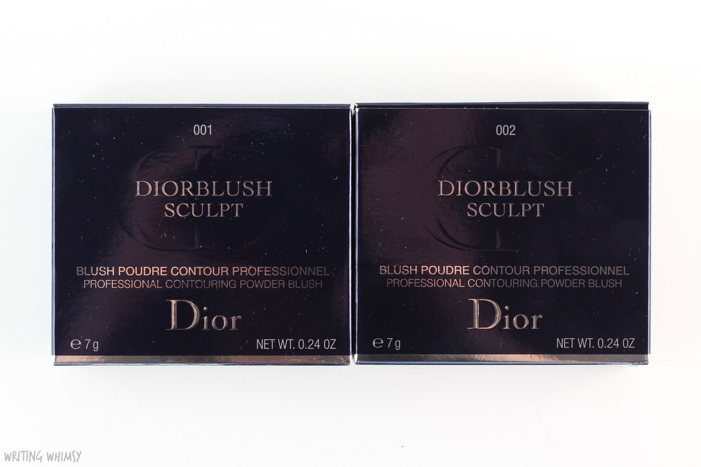 Dior Diorblush Sculpt in Coral Shape Swatches + Review 4