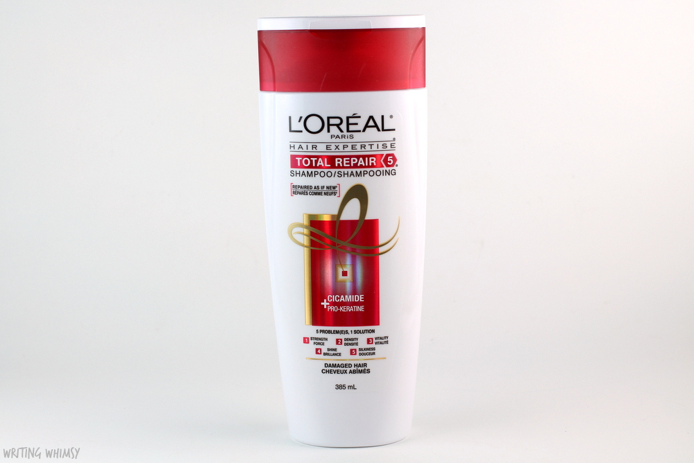 Influenster L'Oréal Total Repair 5 Conditioner and Leave-In