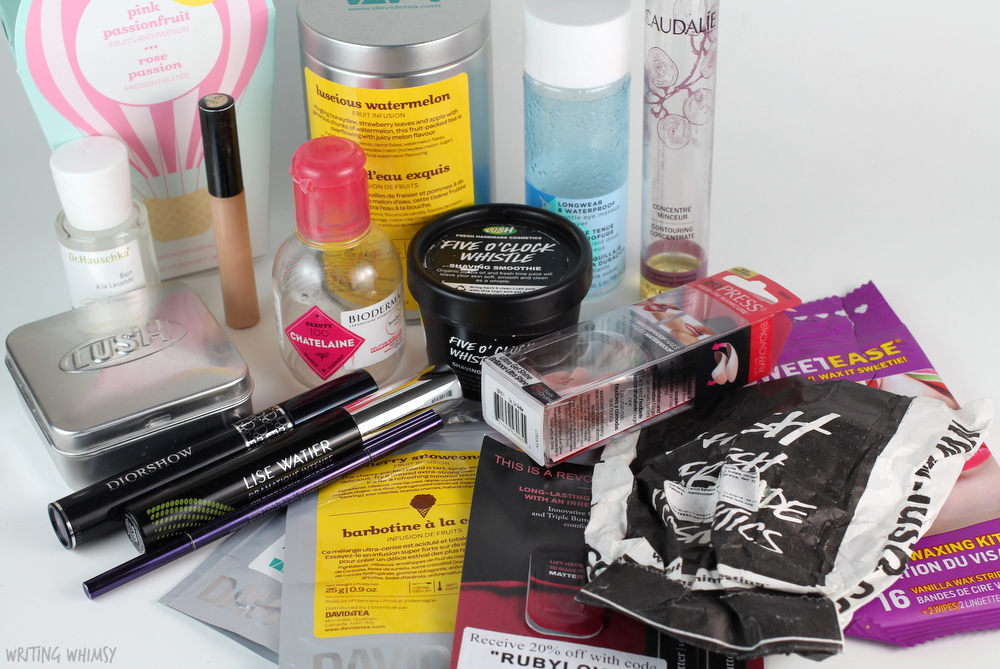 January 2016 Empties 7