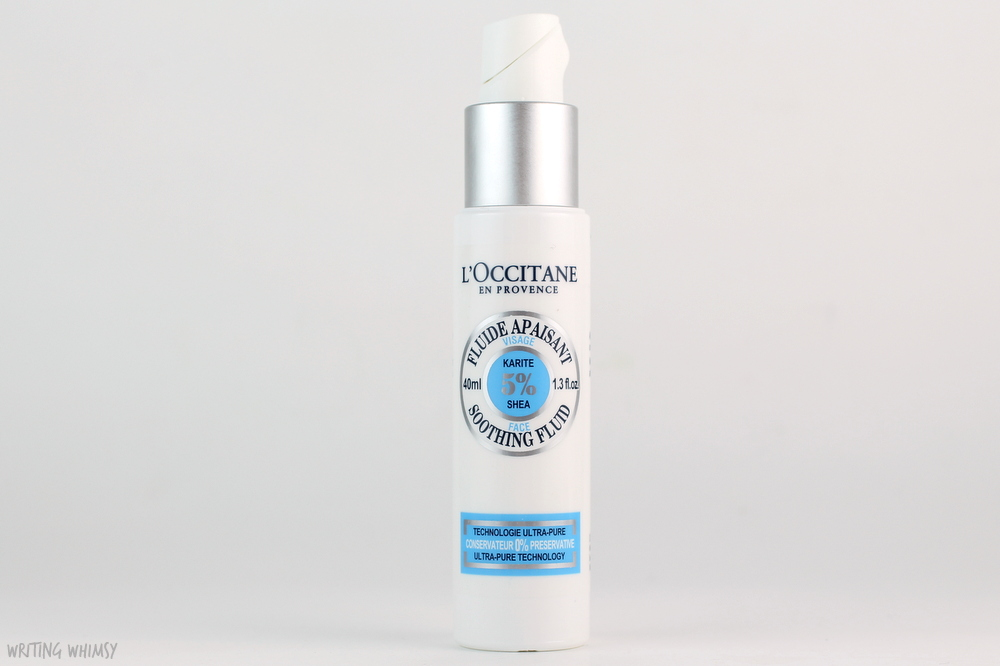 L'Occitane Soothing Fluid & Comforting Oil