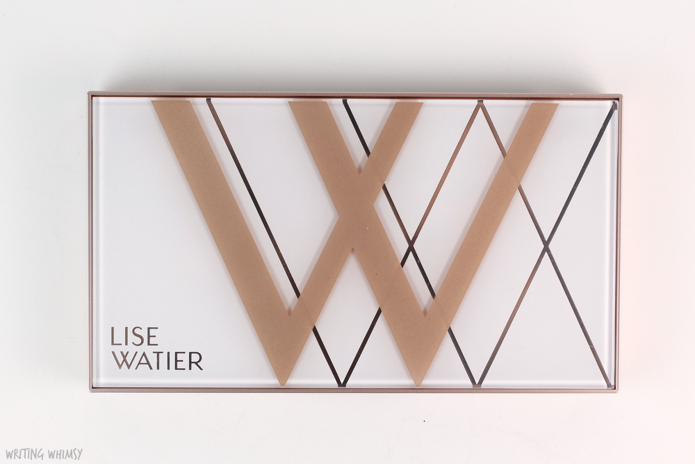 Lise Watier Spring 2016 Variations De Nudes Collection Lise Watier Simply Nudes 12-Colour Eyeshadow Palette Swatches 3