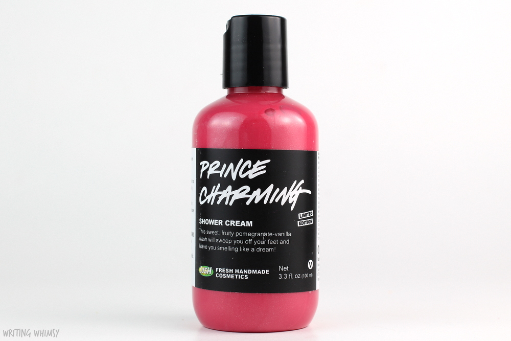 Lush Valentine's Day 2016 Collection Lush Prince Charming Shower Cream