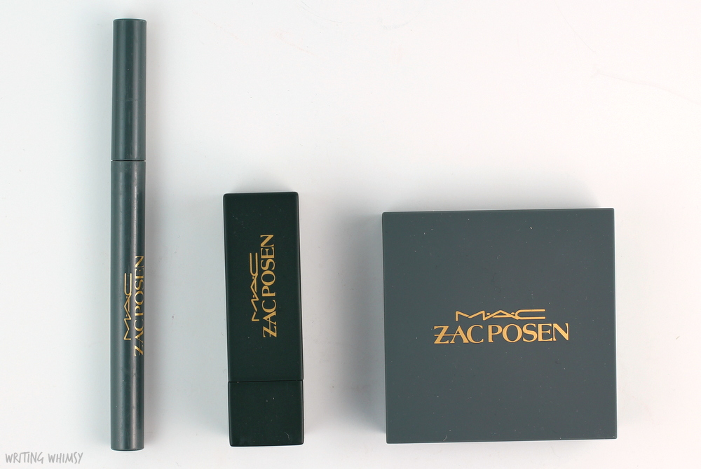 MAC Zac Posen Collection Review 2