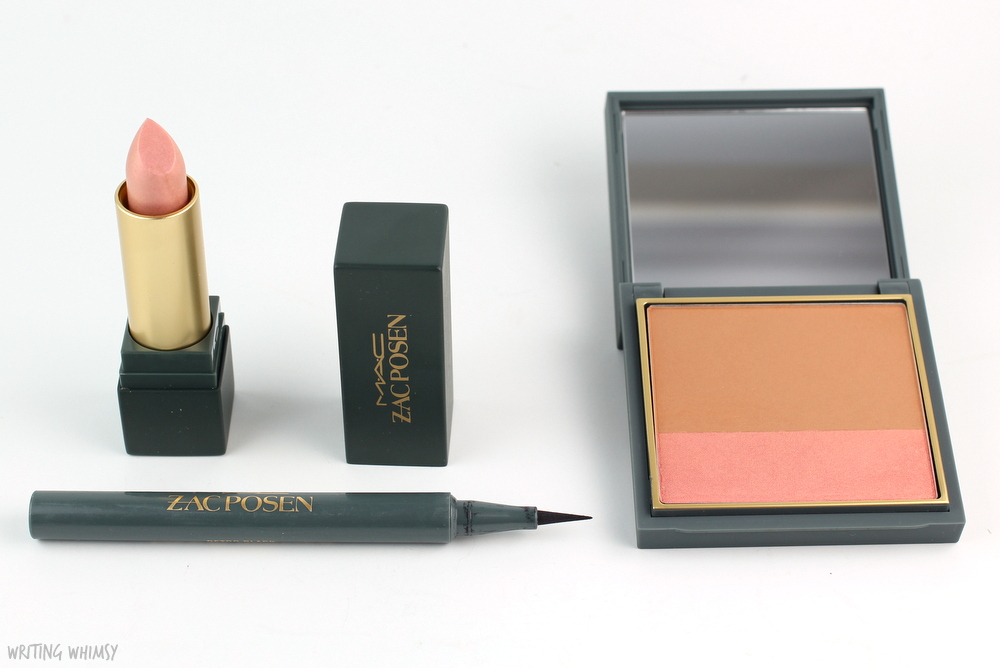 MAC Zac Posen Collection Review