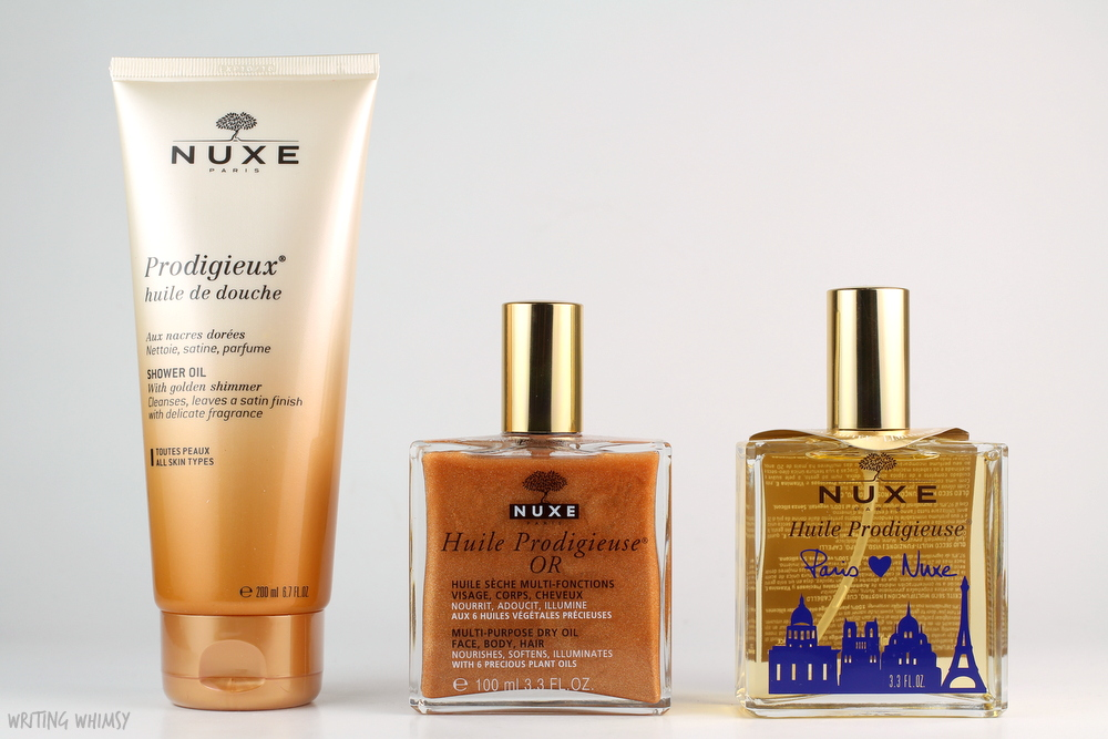 NUXE Huile Prodigieuse Shower Oil 2
