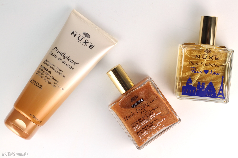 NUXE Huile Prodigieuse Shower Oil 3