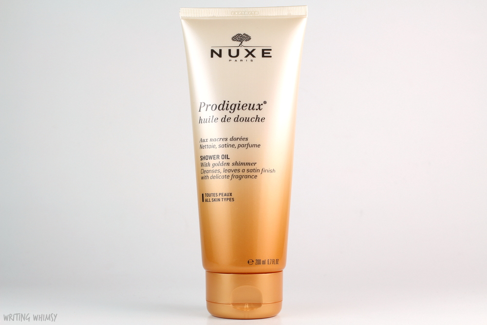 NUXE Huile Prodigieuse Shower Oil