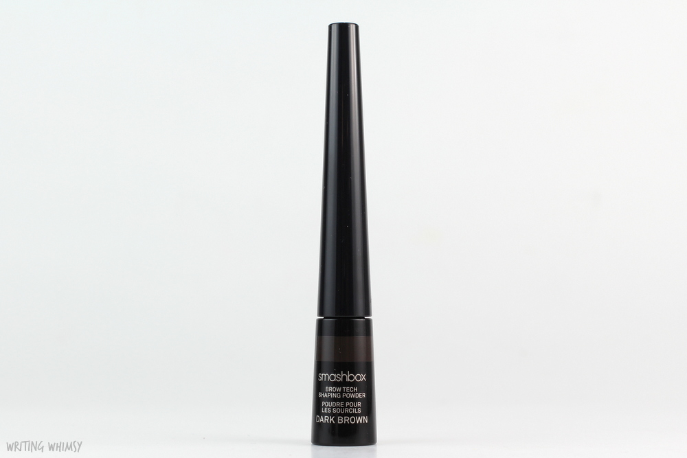 Smashbox Brow Tech Shaping Powder in Dark Brown 3