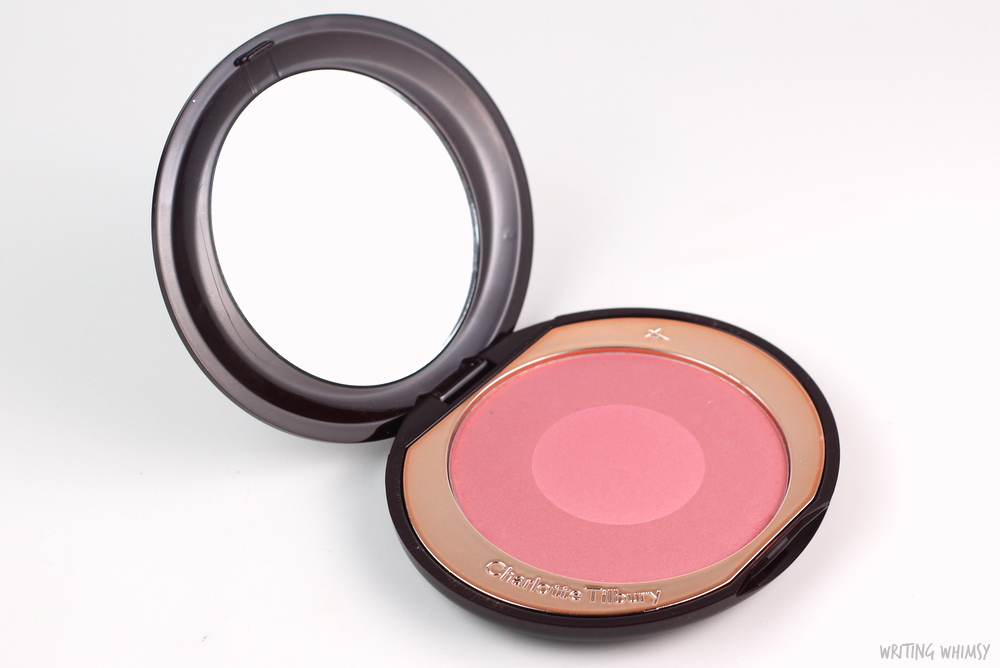 Charlotte Tilbury Cheek to Chic Swish & Pop Blusher in Love Glow Review 2