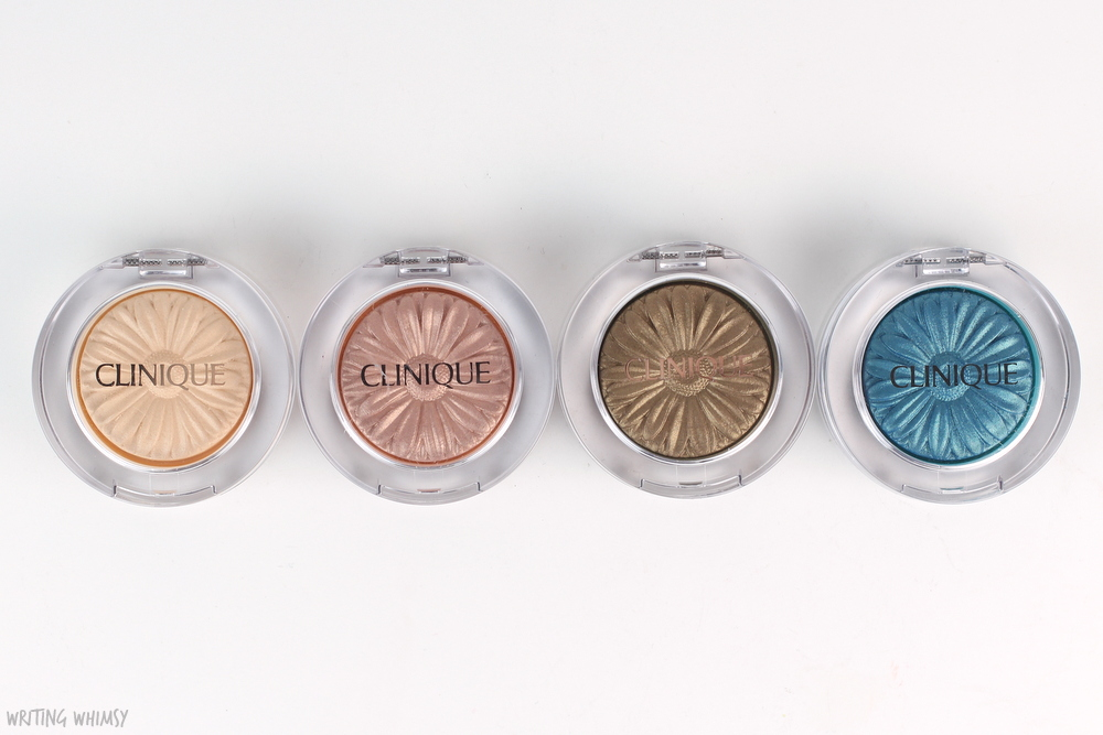 Clinique Lid Pop Willow Pop Eyeshadow Swatch
