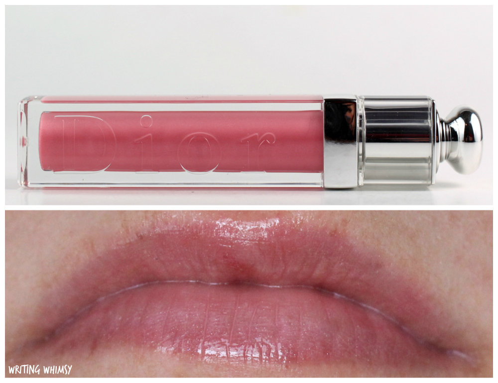 Dior Addict Ultra-Gloss in Pearl 259 Swatch