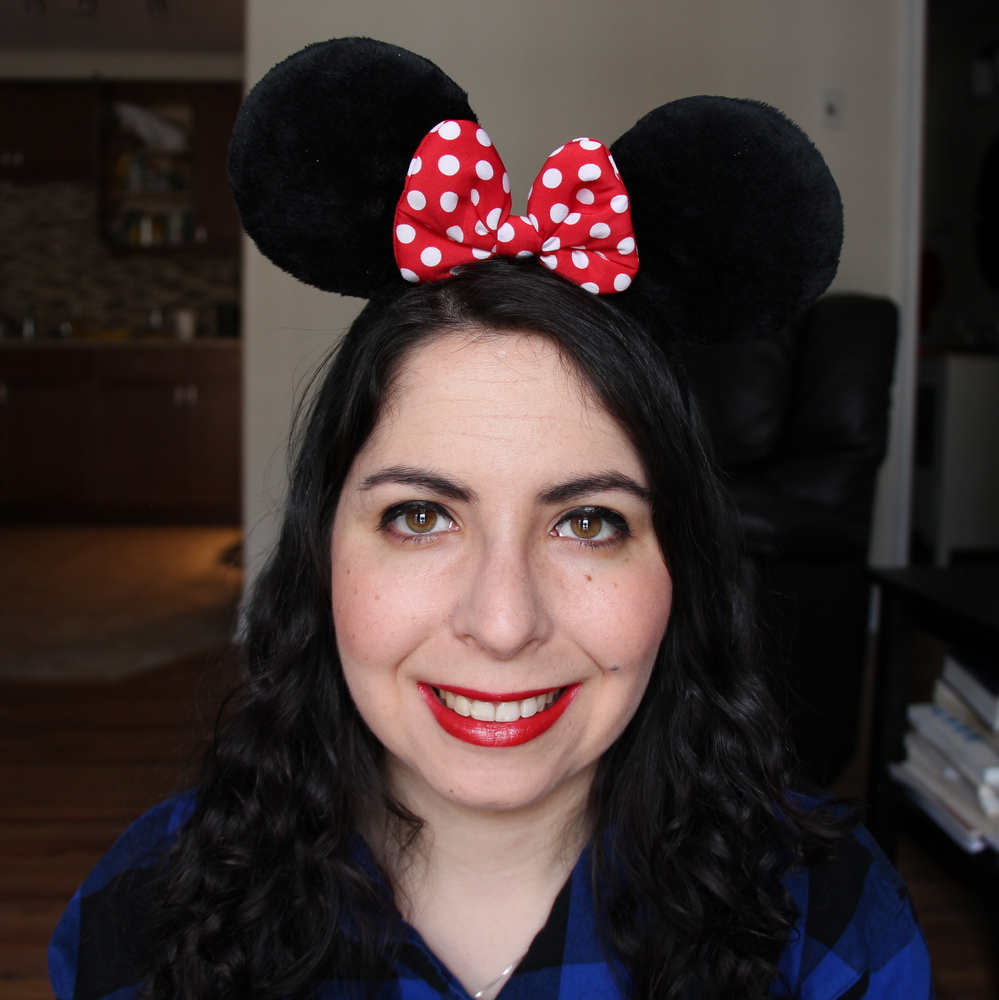 Disney Minnie by Sephora Collection Review 2
