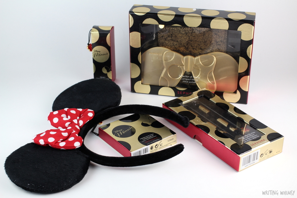 Disney Minnie by Sephora Collection Review