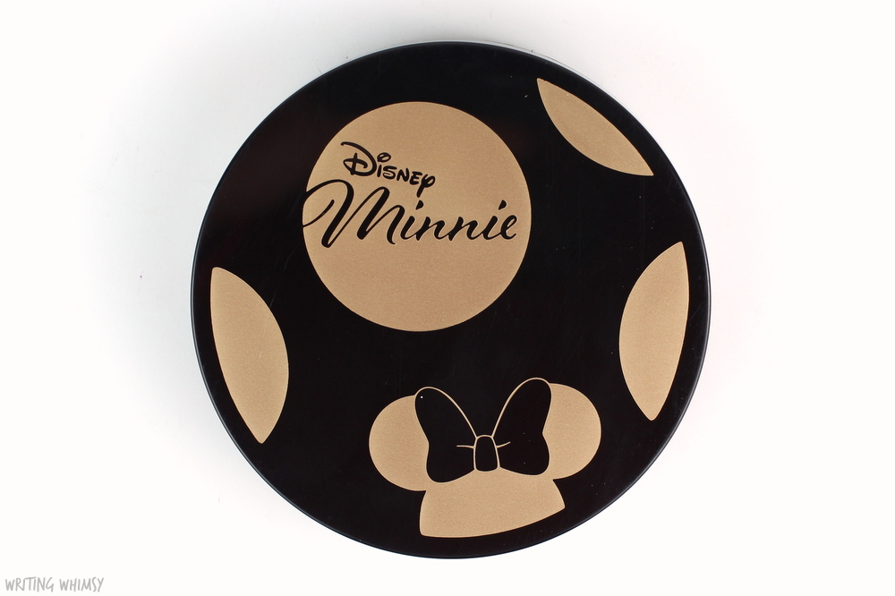 Disney Minnie by Sephora CollectionMinnie's Inner Glow Luminizer Blush Swatches 2