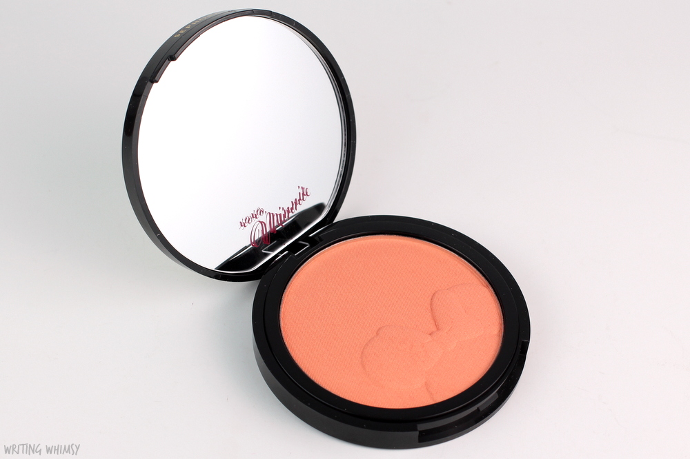 Disney Minnie by Sephora CollectionMinnie's Inner Glow Luminizer Blush Swatches 4
