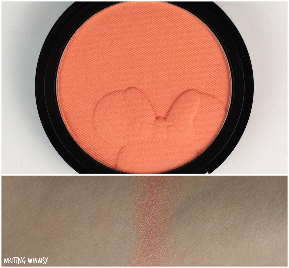Disney Minnie by Sephora CollectionMinnie's Inner Glow Luminizer Blush Swatches