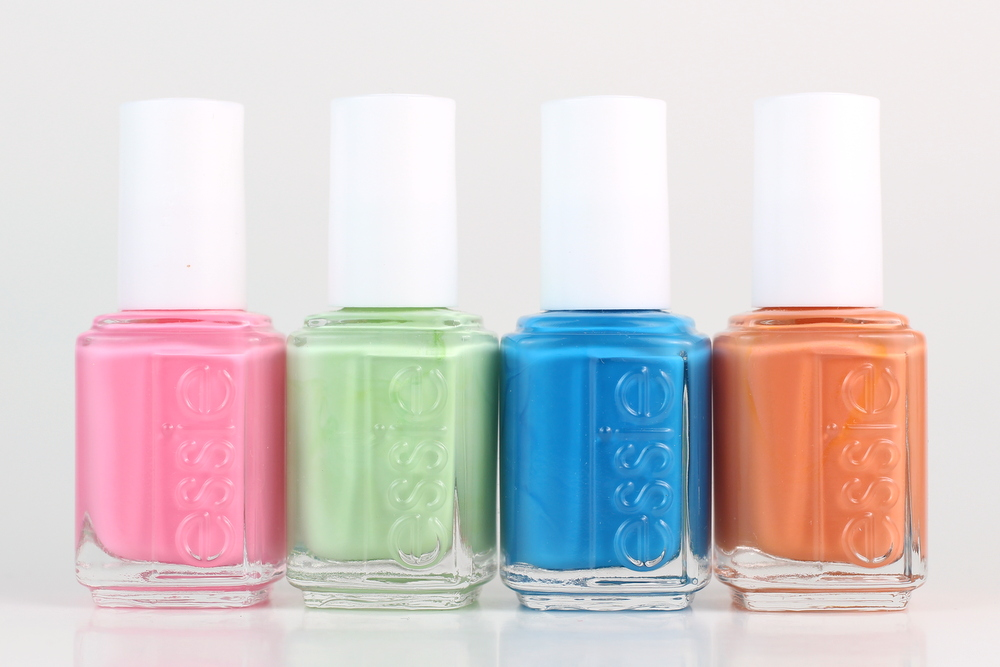 Essie Resort 2016 Collection Swatches + Review