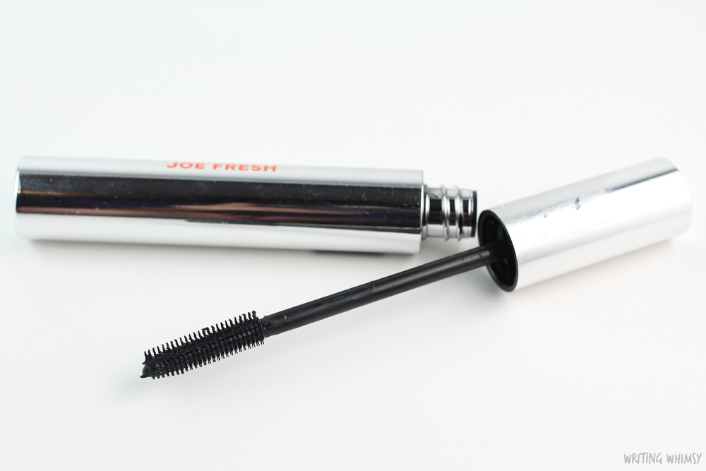 Joe Fresh Hydra Lash Nourishing Mascara with Argan Oil in Black 3