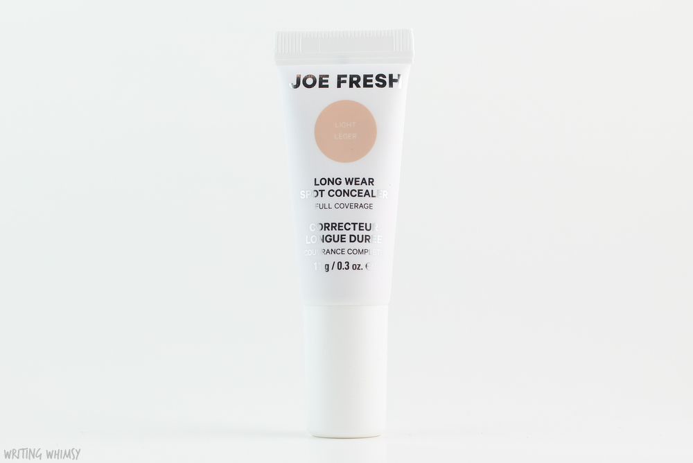 Joe Fresh Long Wear Spot Concealer in Light Swatches 3