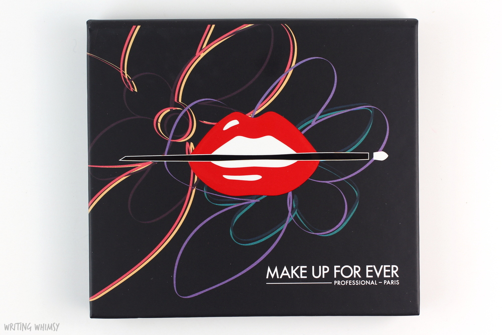 MAKE UP FOR EVER Artist Palette Volume 3 Florals Review