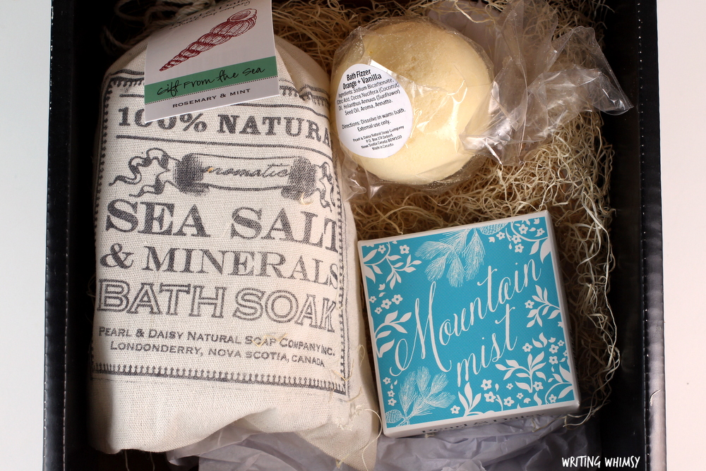 #MaritimeMonday Pearl & Daisy Natural Soap Company