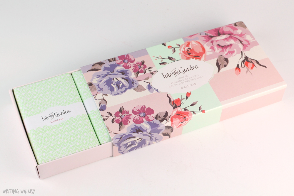 Mary Kay Into The Garden Soap Set