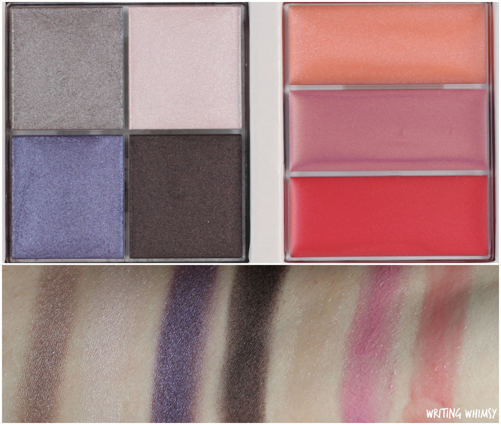 Mary Kay Into the Garden Lip & Eye Color Compact Swatches 4